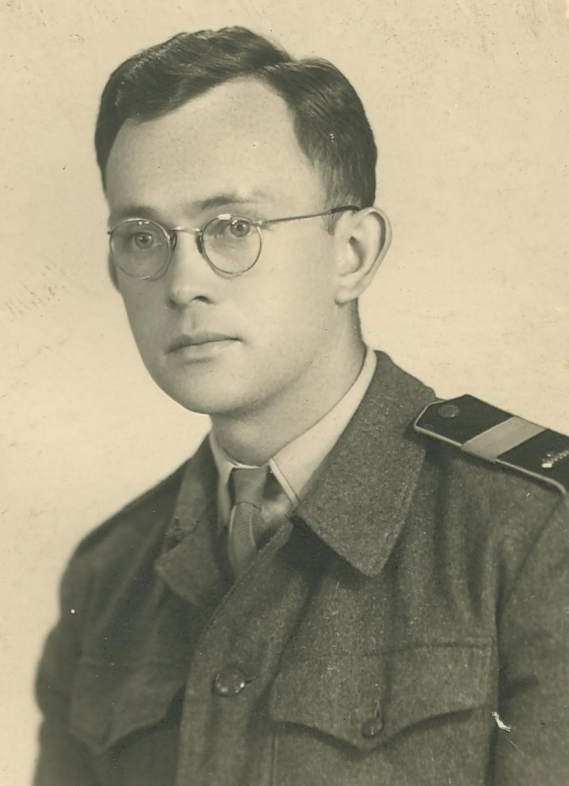 1952  V armádě