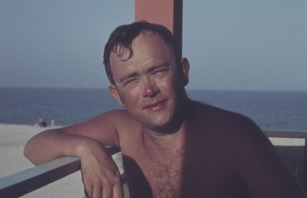 1965 U moře v Itálii
