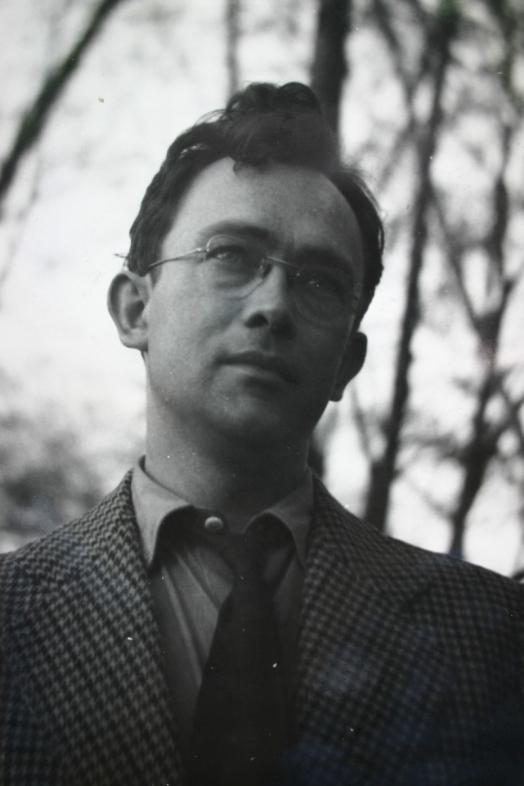 40. - 50.léta Ne úplně šťastný mladý muž