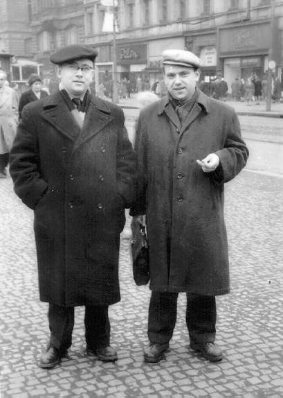 50. léta Josef Škvorecký a Jan Zábrana