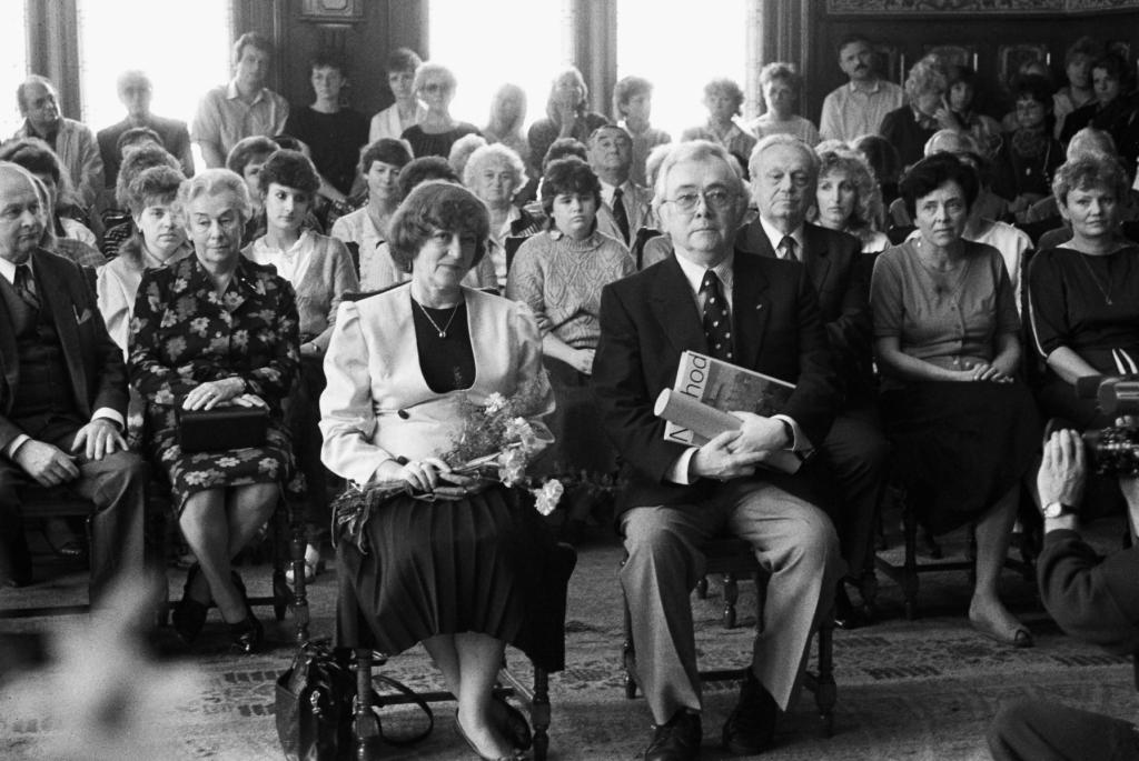1990 14 05 Čestným občanem Náchoda