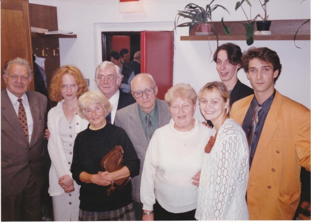 1994 Herci Prima sezóny a jejich předlohy
