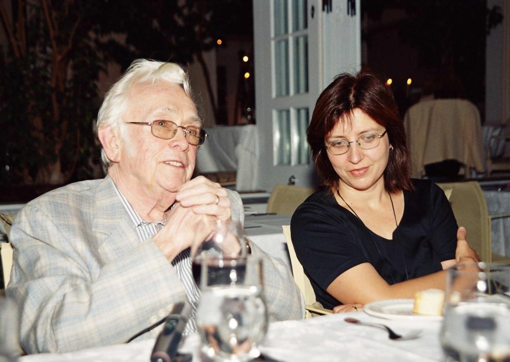 2005 Na večeři s Alenou Přibáňovou v Torontě