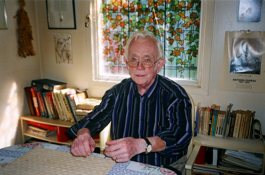 2007 Josef doma v Torontě
