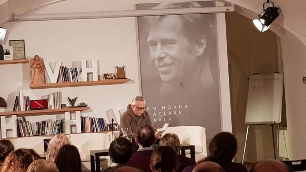Čtení nejen pro Josefa Škvoreckého - Hnůj země 7. 1. 2019