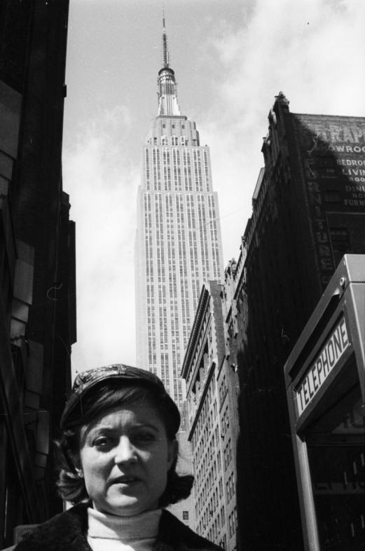 1969 Zdena v New Yorku