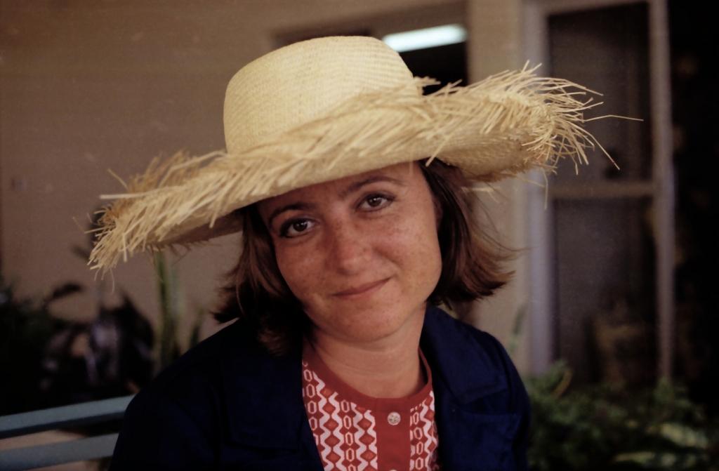 1975 Zdena na Jamajce