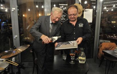 Křest knihy Josef Škvorecký: Prima sezóny v Náchodě