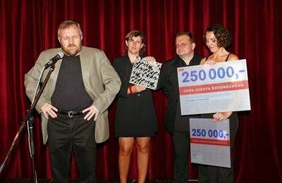 Cena Josefa Škvoreckého 2007 – 1.ročník