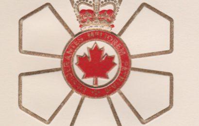 1992 Řád Kanady