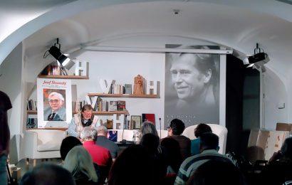 Čtení pro Josefa Škvoreckého  7. 1. 2020